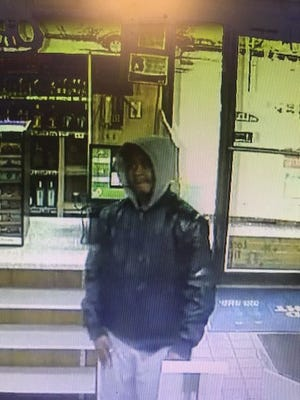 If you recognize this person, Franklin Township detectives would like to speak with you.