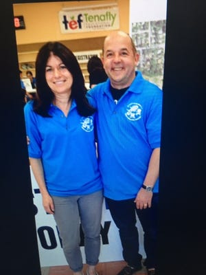 Judy and Mark Aronson, founders of the Tenafly 5K Race.will step down after 20 years