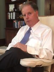 Sen. Doug Jones, D-Ala., said improving rural health