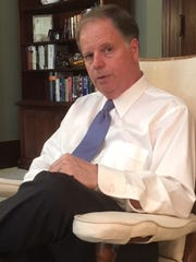 Sen. Doug Jones, D-Ala., said improving rural health
