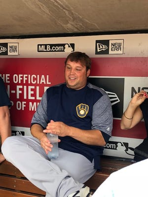 35-year-old journeyman Mike Zagurski had a 3.90 ERA in 32 relief appearances for Class AAA Colorado Springs this season.
