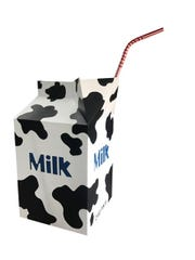 Milk is the agricultural theme of this year's Wilson