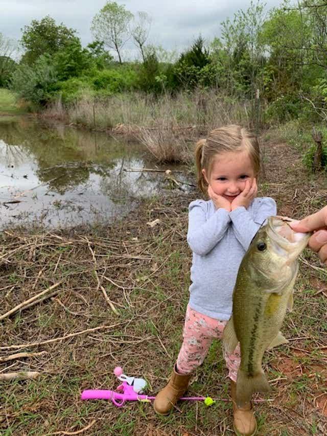 Oklahoma Fishing Report For May 27 2020