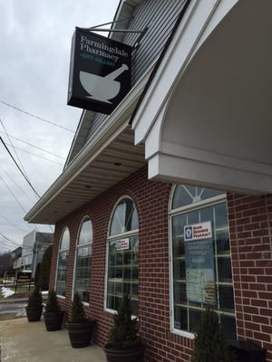 The Farmingdale Pharmacy and Gift Gallery closed suddenly and with no notice to its customers earlier this week.
