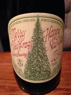 Our Special Ale from Anchor Brewing Company.
