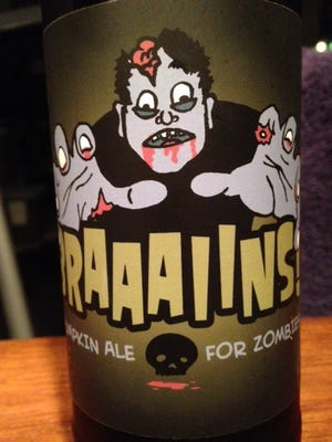 Spring House's Braaaiins for Zombies is not for the dead of heart.