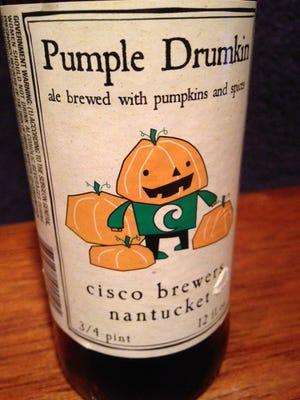 Cisco Brewing's Pumple Drumkin