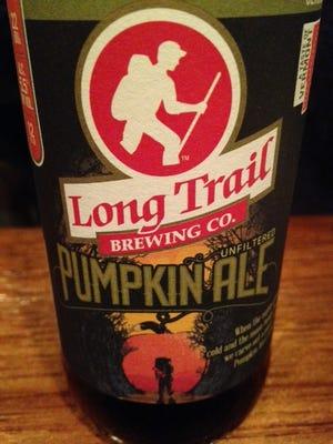 Long Trail pumpkin doesn't cut it.
