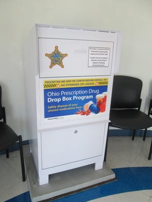 The Hamilton County Sheriff's Office District 5 in Anderson Township now hosts a free prescription drug drop off site inside the district office.