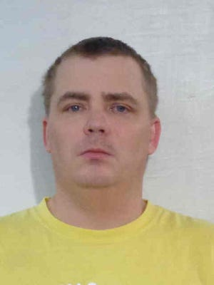 """Marvin """"Todd"""" Lawson, 34, faces charges in three Iowa counties and one in Missouri."""