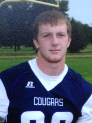 Levi Stockdale of AGWSR of Ackley won the Register's Shining Star honors for Week 3 of the season.