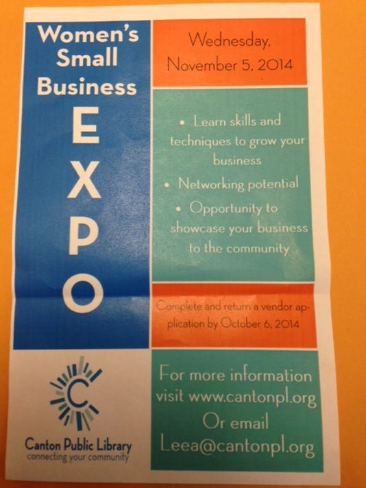 CNT women's expo
