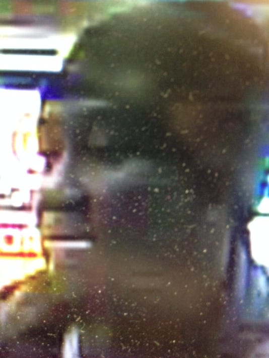 WSD credit card suspect