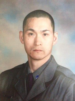 New York state Trooper Jason Zhang.