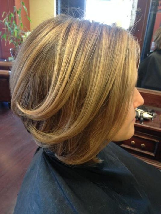Techniques Add Highlights Glazes To Hair Color