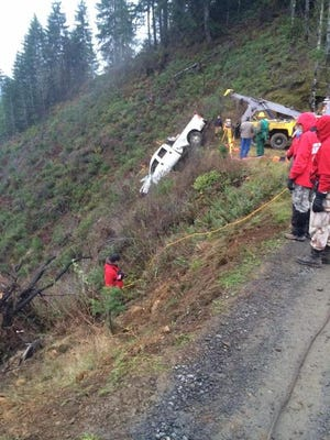 OSP responded to a Lane County crash that killed three.