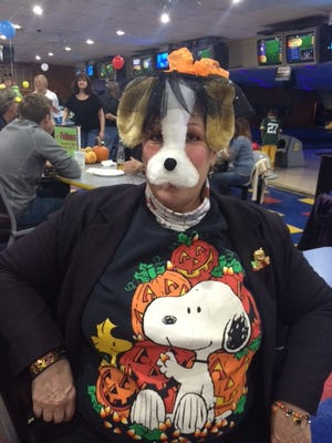 Animal lovers turned out in costume on Oct. 18 for Happily Ever After Animal Sanctuary's annual Hiss & Howl Halloween Howla-Bowl-oo at Ashwaubenon Bowling Alley.