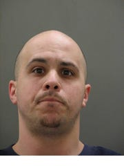 Robert Rivera, 35, of Newark faces multiple charges