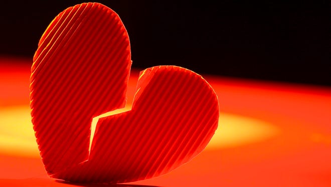 Online scammers can prey on your desire for romance and break your heart.