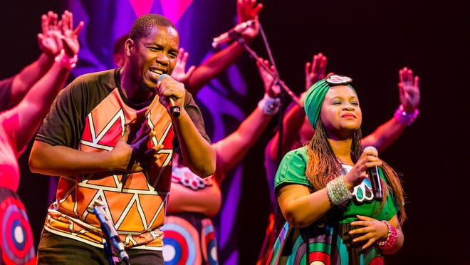 The Soweto Gospel Choir will be touring through East Lansing for a one-performance only at the Wharton Center at 6:30 a.m. Sunday, Nov. 18.