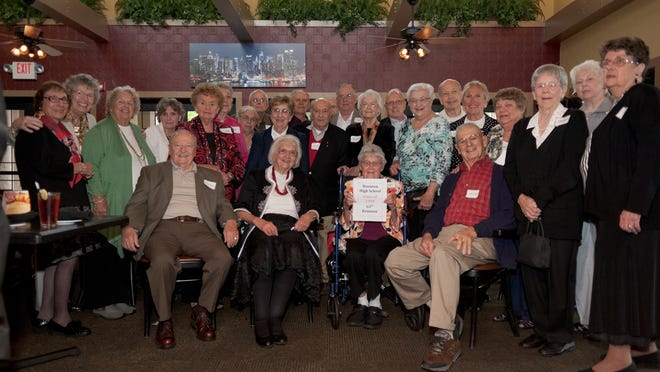 Boonton High School Class of 1949 celebrates its 65th reunion on Saturday in Denville.