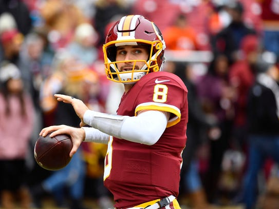 Kirk Cousins is set to become the NFL's highest paid