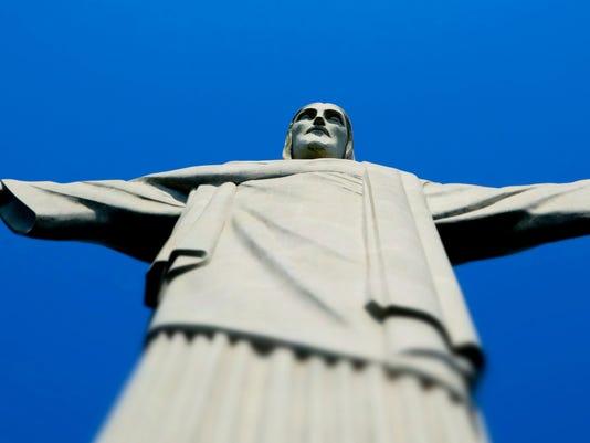 AP CHRIST THE REDEEMER RIO DE JANEIRO A BRA