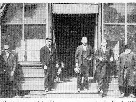 Old Pat Bankers