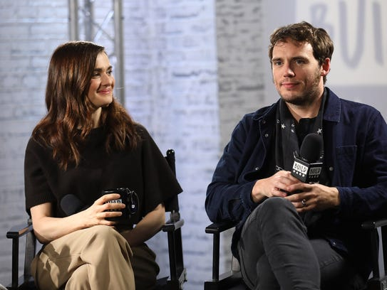 """My Cousin Rachel"" stars  Rachel Weisz and Sam Claflin"