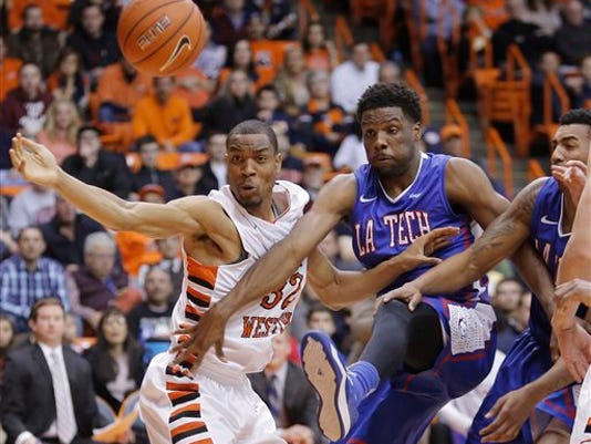 LA TECH UTEP BASKETBALL