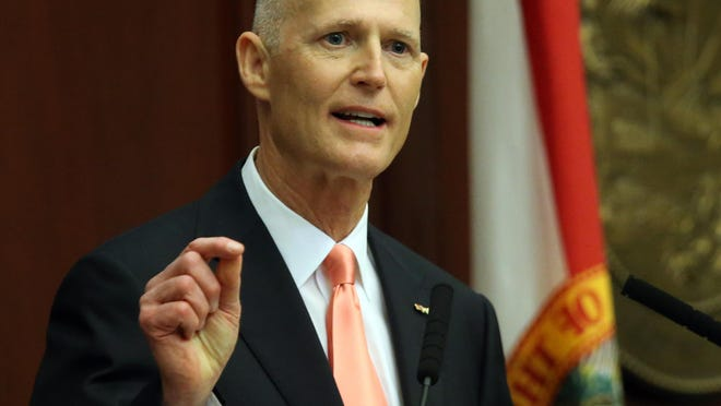 Florida Gov. Rick Scott declined re-appointments for two UWF Board of Trustees.