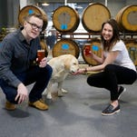 This Milwaukee company turns breweries' leftovers into dog treats