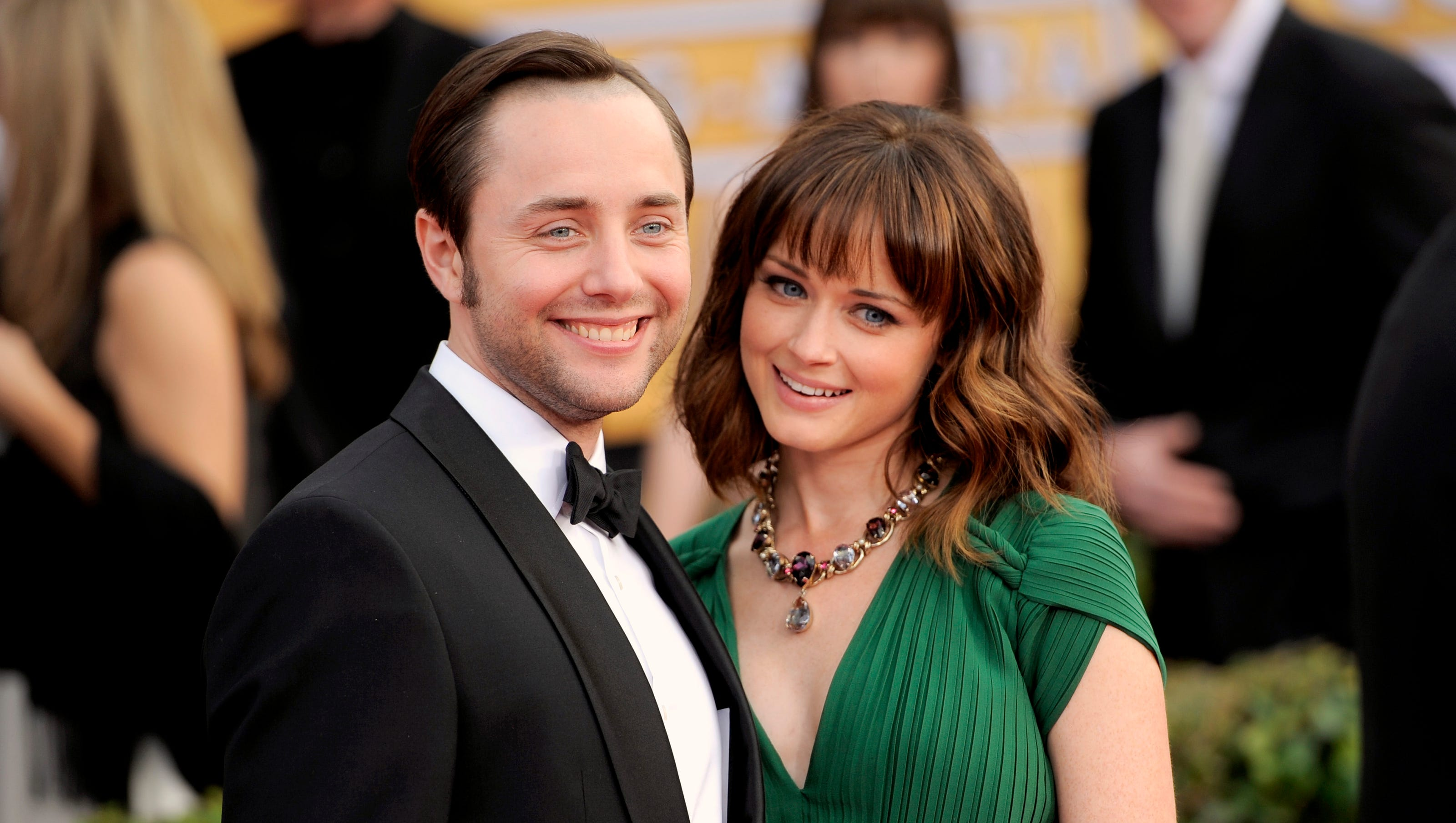 Dated bledel who alexis has The Gilmore