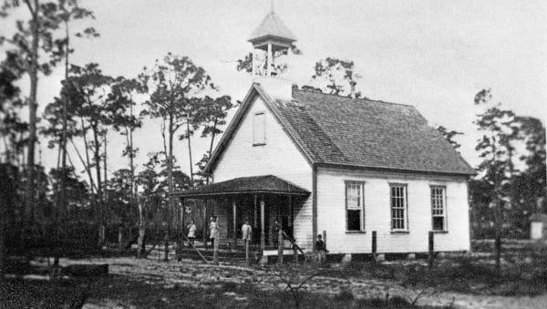 Immokalee Schoolhouse 191-