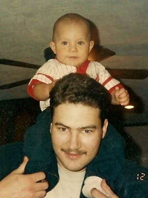 Scott Tompkins was killed in 1995.