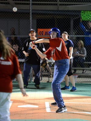 The Miracle League of Pensacola allows children and adults with disabilities to play baseball.
