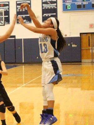 Lexi Piotrowski scored 20 points to lead Wayne Valley over Passaic Valley, 51-38.