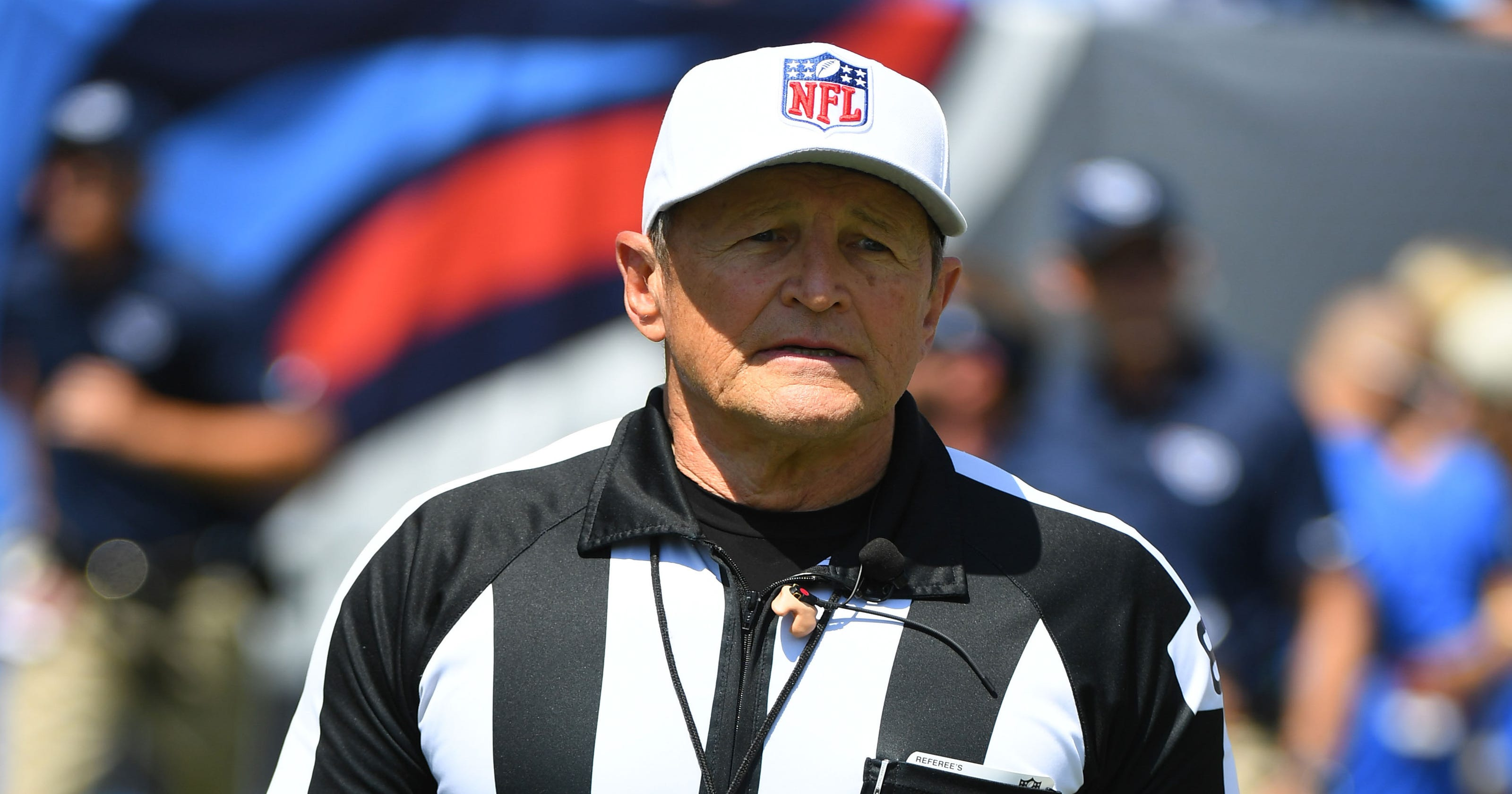 Ed Hochuli retires from the NFL after 28 years badd17f75