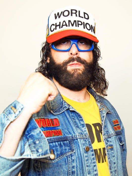 Judah Friedlander World Champ shot