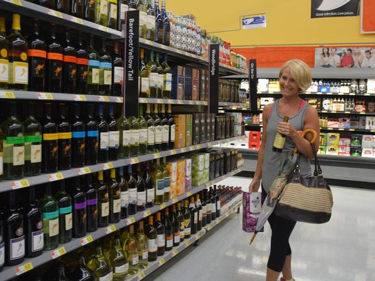 Wine Sales In Grocery Stores Start In Tennessee