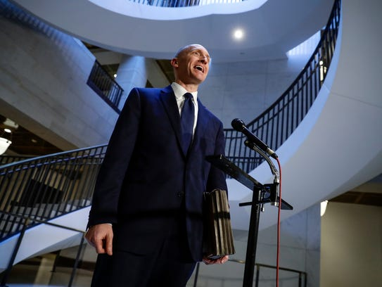 Carter Page, a foreign policy adviser to Donald Trump's