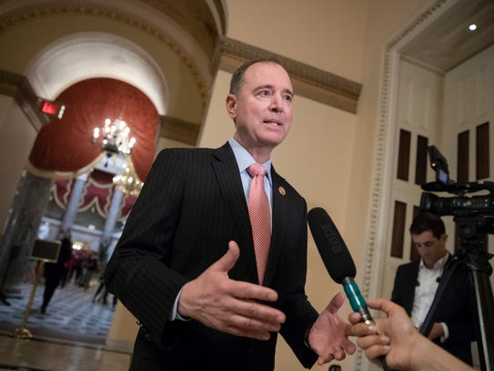 Rep. Adam Schiff, D-Calif., ranking member of the House