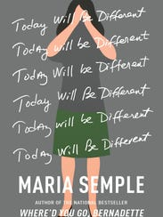 'Today Will Be Different' by Maria Semple
