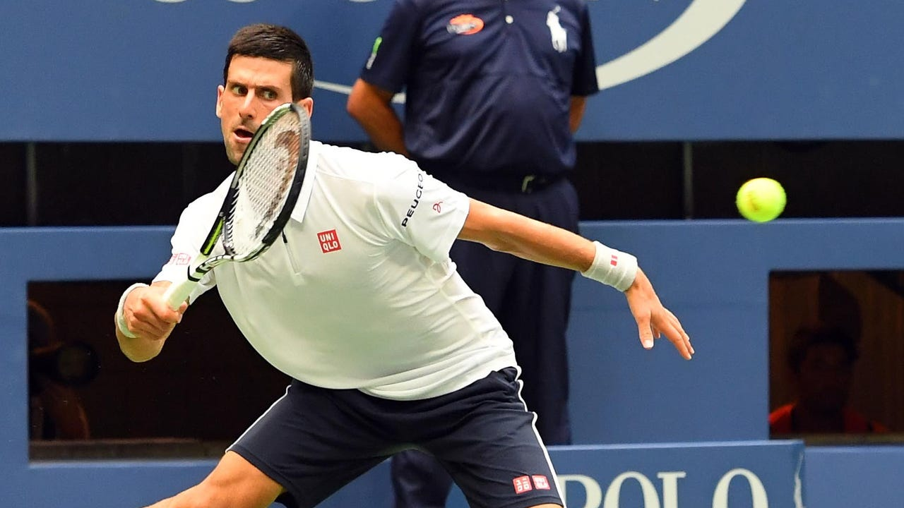 Tennis Channel recaps the action at the U.S. Open, where Novak Djokovic and Stan Wawrinka will meet in a major for the seventh time.