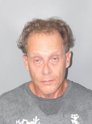 William Ruiz, 55, of 37 Sheppard St., Apt. 2E, Brockton, was arrested in Brockton and charged with illegal possession with intent to distribute Class A and B drugs, Friday, Aug. 7, 2020.