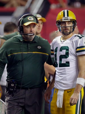 Packers quarterback Aaron Rodgers and coach Mike McCarthy both have opportunities at redemption on Sunday against the Cowboys.
