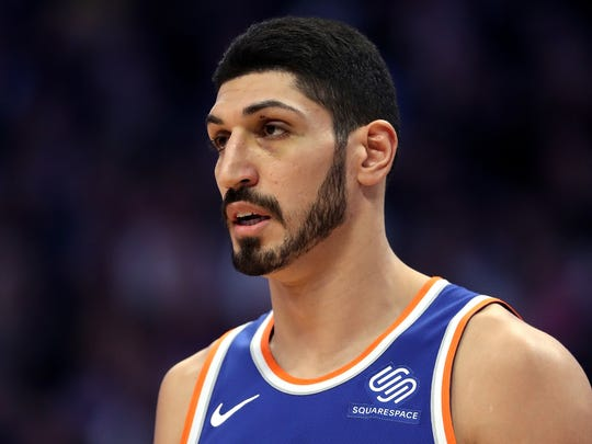 New York Knicks center Enes Kanter is frustrated about his current role.