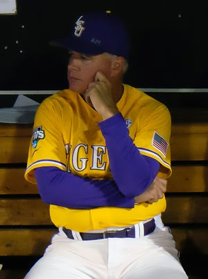 LSU coach Paul Mainieri enjoyed the sweep of Georgia because sweeps are hard to come by in the SEC
