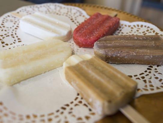 Revolution Artisan Pops brings frozen treats made with