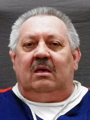 Convicted killer Arthur Ream, 69, who previously had lived in Warren and Roseville, Mich., is shown in a March 2017 photo. He serving a life sentence for murder in Michigan.